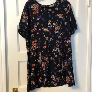 Alice & You flowered tunic dress - UK Sz 22 US 18